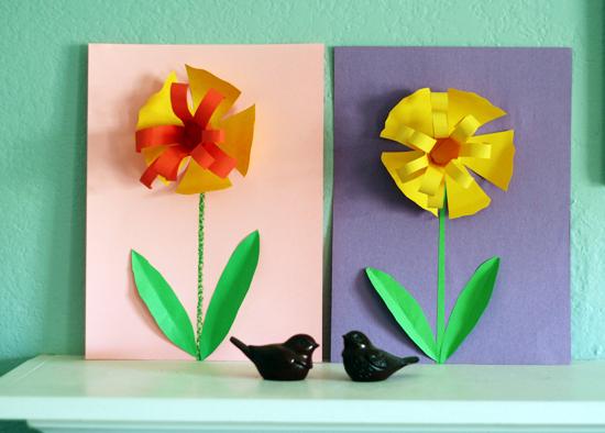 paper-daffodils