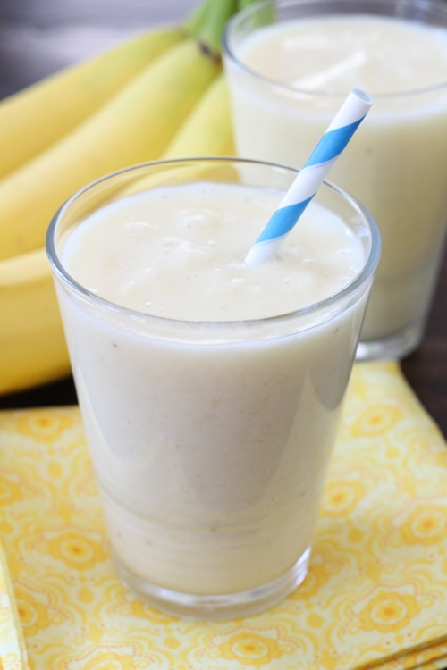 Pineapple, Banana, and Coconut Smoothie Recipe