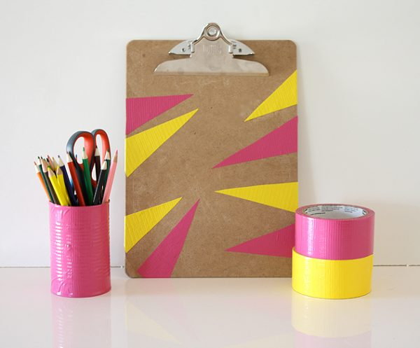 Back To School Notebook Makeover