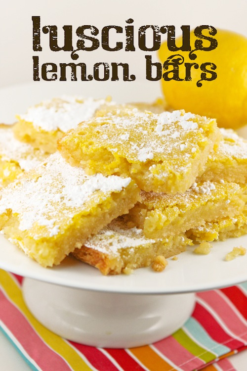 pip and debby lemon bars