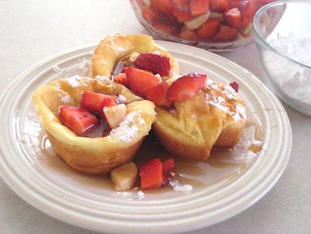 Pop Up Pancakes