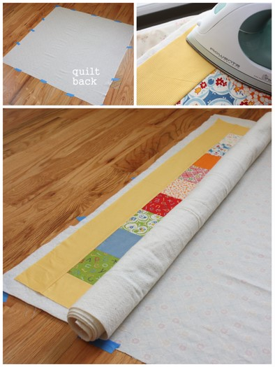 Quilt Along Series: Sewing the Quilt Together | Make and Takes : putting a quilt together - Adamdwight.com