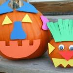 Mix and Match Pumpkin Decorating