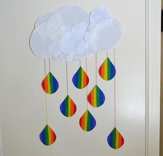 It's Raining Rainbows