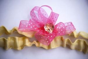 The Elasticized Ribbon Headband