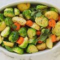 Easy Roasted Veggies