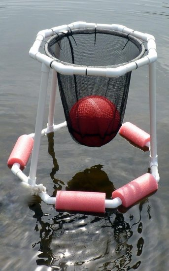 Build a Floating Basketball Hoop