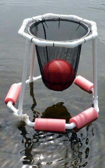 Build a Floating Basketball Hoop