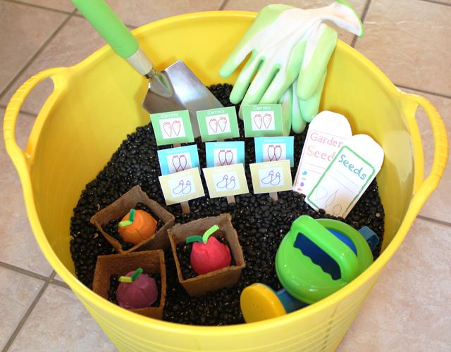 DIY Gardening Box