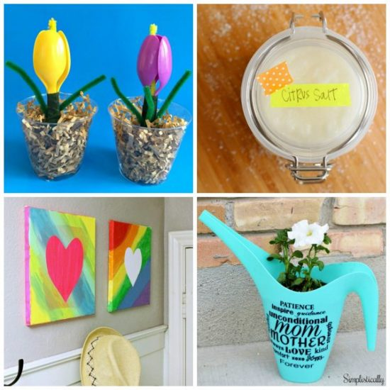 DIY Ideas for Mom