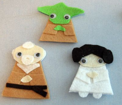 Easiest Origami Yoda Instructions