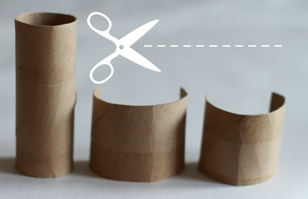 Step 1: Cut Rolls