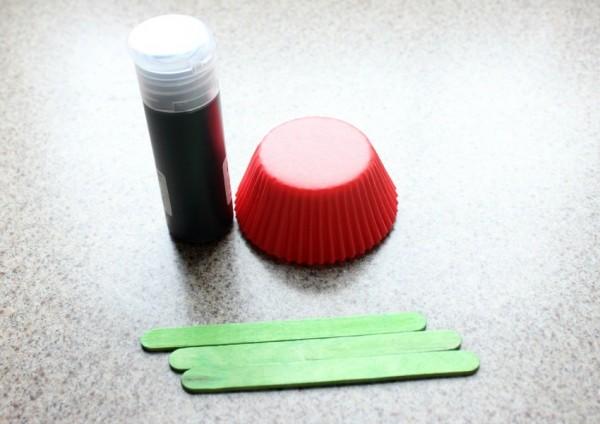 supplies for poppy craft