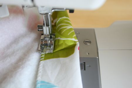 Table Cloth Sewing
