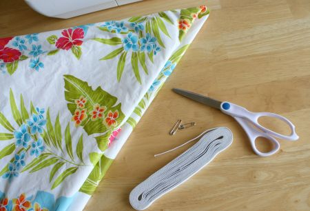 Outdoor Tablecloth Hack Make And Takes