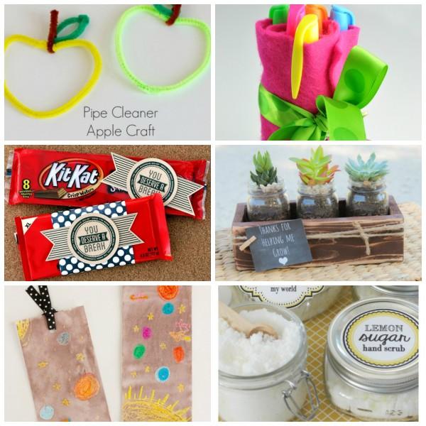 Cute Teacher Appreciation Crafts to Make