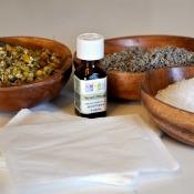 Homemade Bath Oils, Salts, and Herbs
