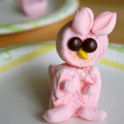 Marshmallow Bunny Treats