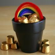 Pot of Gold Party Favors