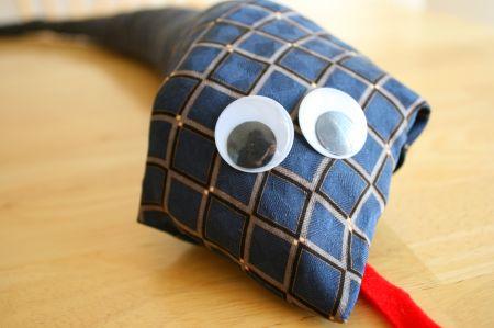 Tie Snake Craft