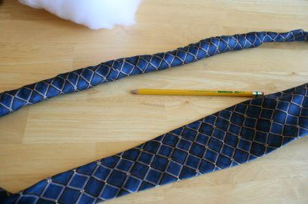 Snake Tie Stuffing