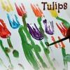 tulip art blog me mom