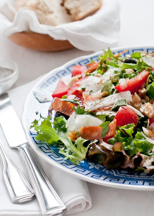Beat the Heat with Antipasto Salad