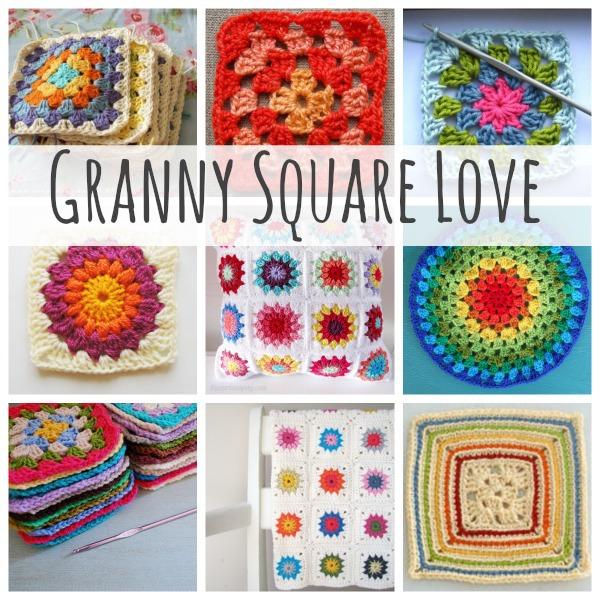 Granny Square Crochet Projects