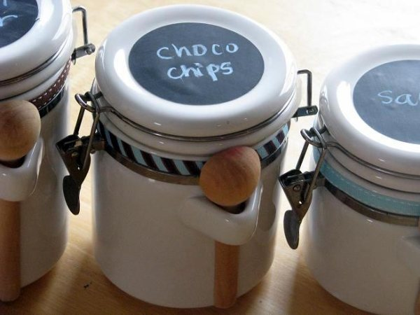 Customized Kitchen Canisters