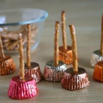 Witch Broom Candy Treats