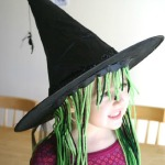 Witch Yarn Hat