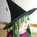 Witch Yarn Hat