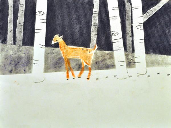 woodland artwork 42