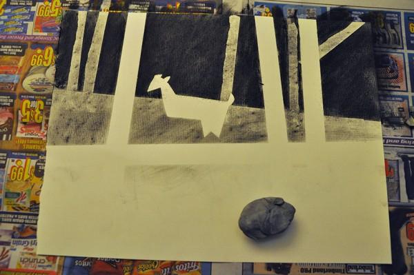 woodland artwork 43