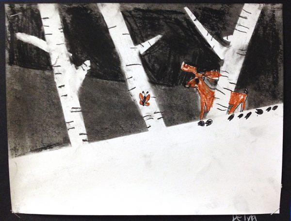 woodland artwork 48