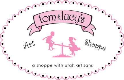 Tom and Lucy\'s Art Shoppe